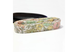 "Biais 10mm Liberty of London "" Poppy and Daisy """